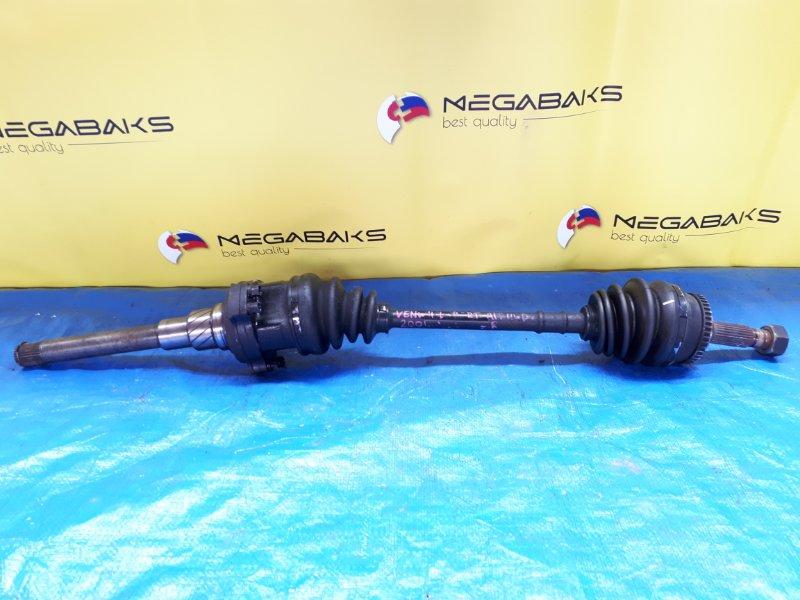 Привод Nissan Expert VENW11 YD22DD передний правый (б/у)