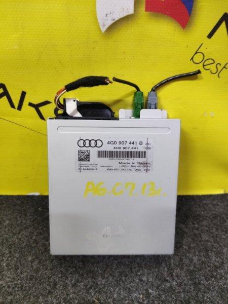 Электронный блок Audi A6 C7 2013 (б/у)
