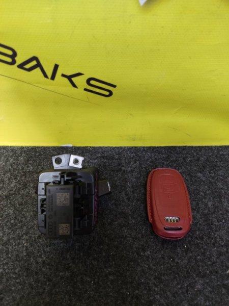 Ключ зажигания Audi A6 C7 2013 4H0909131 (б/у)