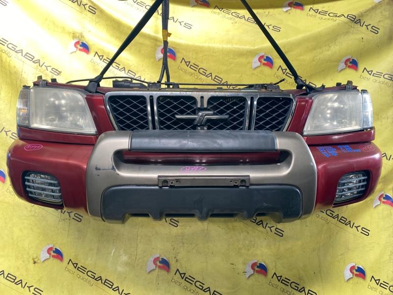 Nose cut Subaru Forester SF5 EJ205 2000 1655 (б/у)