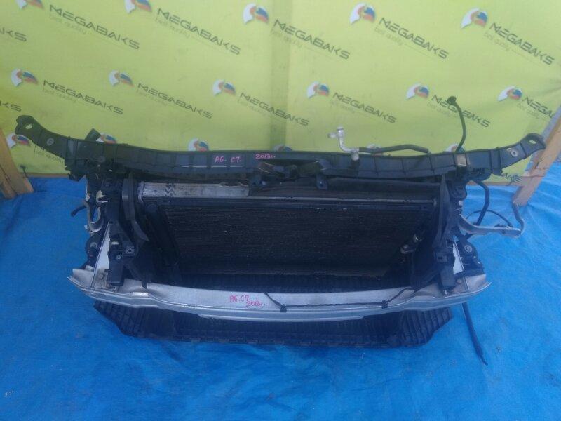 Радиатор кондиционера Audi A6 C7 2013 (б/у)