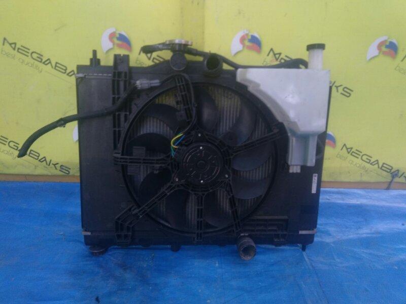 Радиатор основной Nissan Juke YF15 HR15DE (б/у)