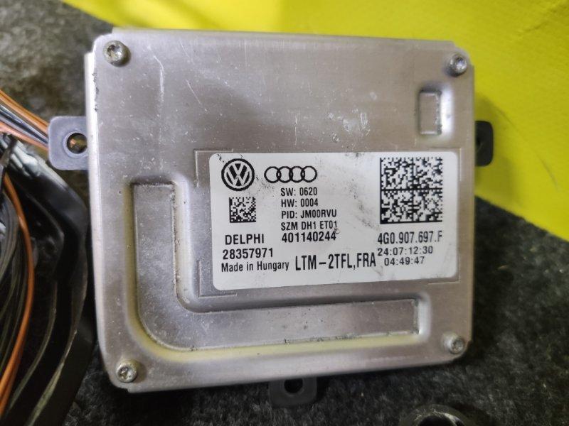 Блок ксенона Audi A6 C7 2013 (б/у)