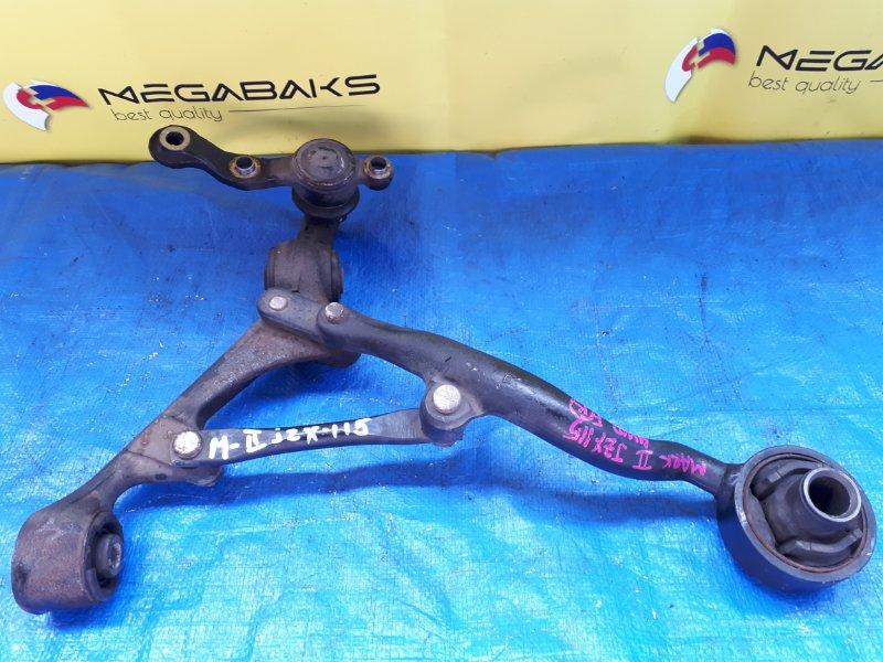 Рычаг Toyota Mark Ii JZX115 1JZ передний правый нижний (б/у)
