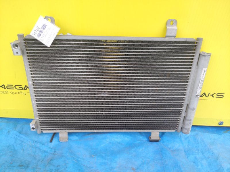 Радиатор кондиционера Suzuki Splash XB32S K12B 2009 (б/у)