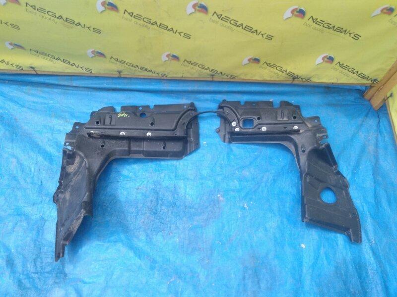 Защита двигателя Toyota Voxy ZRR85 51441-28181 (б/у)