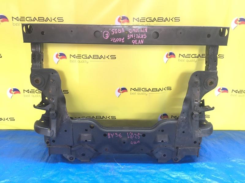 Балка под двс Nissan Skyline NV36 VQ25HR передняя (б/у)