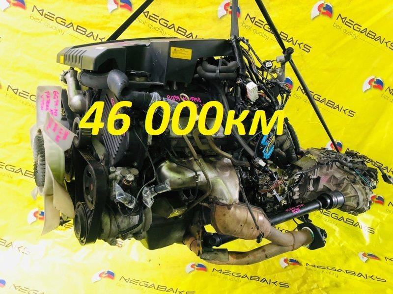 Акпп Mitsubishi Pajero V75W 6G74 1999 V4A51-7-ACB1 (б/у)