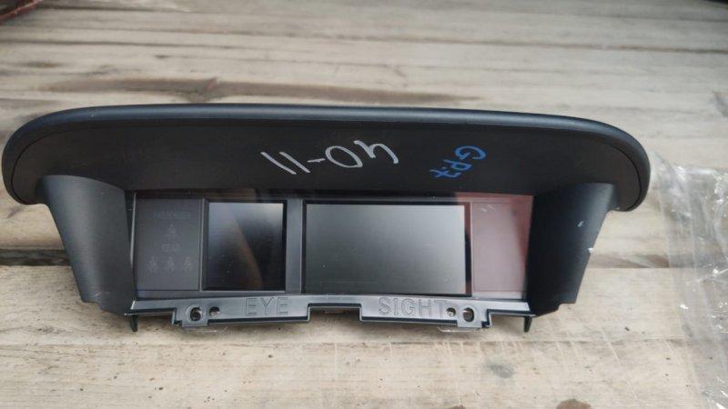 Монитор Subaru Impreza GP7 FB20 (б/у)
