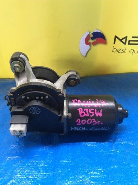 Мотор дворников Mazda Familia BJ5W (б/у)