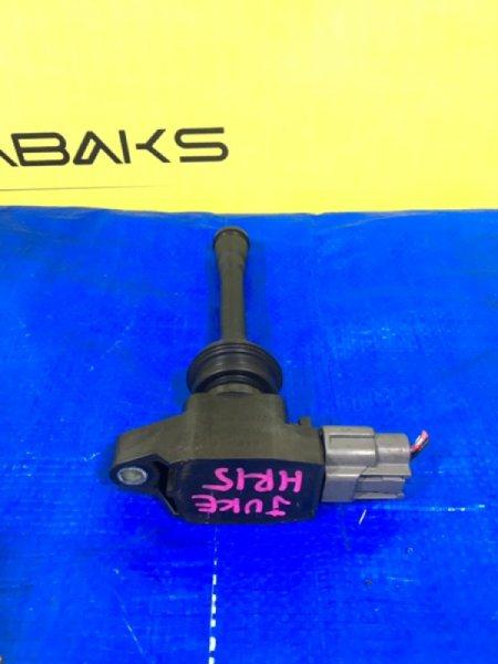 Катушка зажигания Nissan Juke YF15 HR15DE 22448 (б/у)