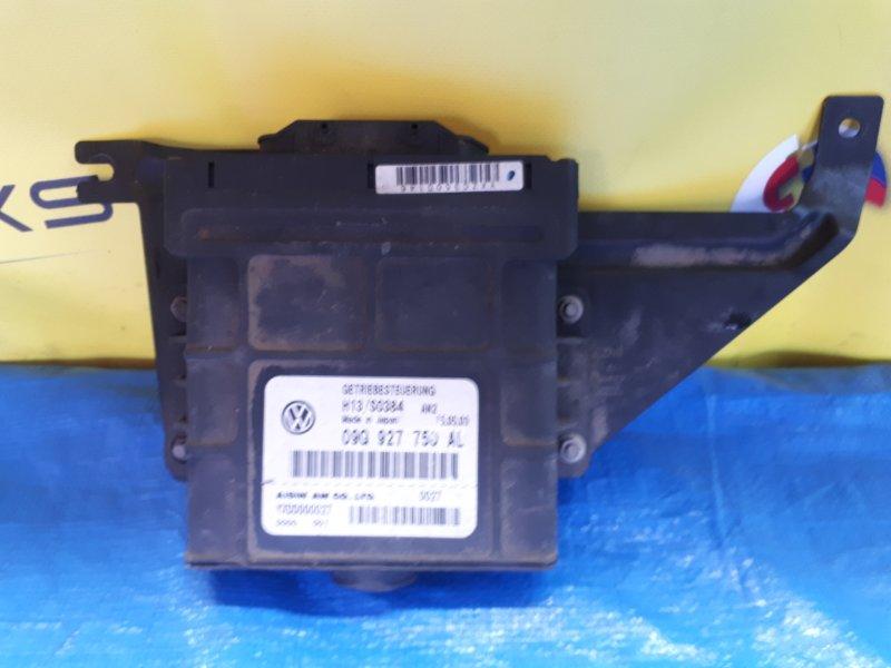 Блок управления акпп Audi Tt 09G 927 750AL (б/у)