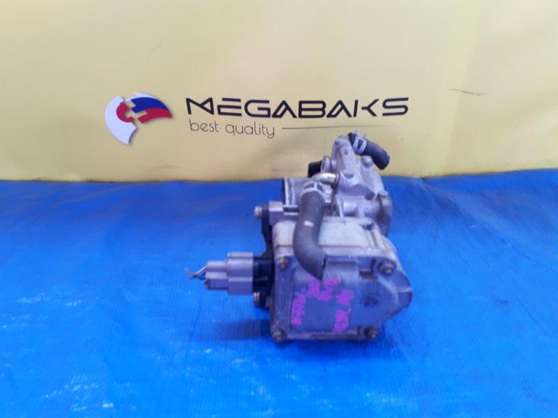 Дроссельная заслонка Mitsubishi Pajero Io H77W 4G94 (б/у)