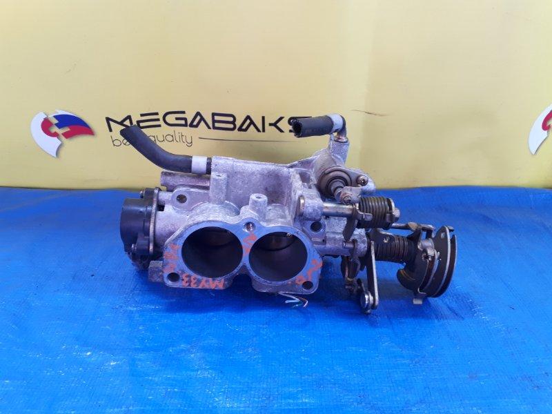 Дроссельная заслонка Nissan Cedric MY33 VQ25DE (б/у)