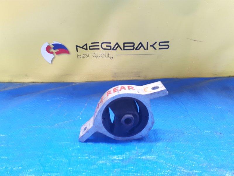 Подушка двигателя Nissan March K11 задняя (б/у)