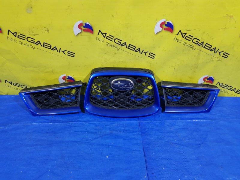 Решетка радиатора Subaru Impreza GDC III MODEL (б/у)