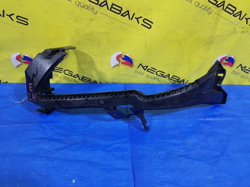 Планка под фары Subaru Legacy BM9 левая (б/у)