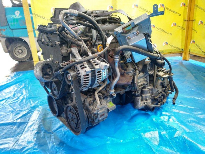 Двигатель Nissan March HK11 CG13DE 349782A (б/у)