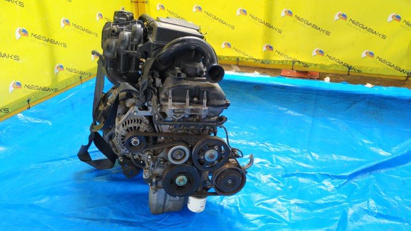 Двигатель Nissan Moco MG33S R06A 1081320 (б/у)