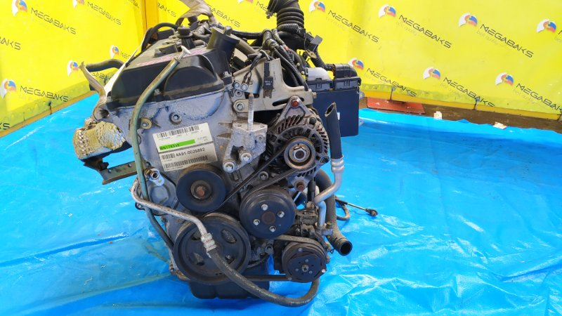 Двигатель Mitsubishi Colt Z23A 4A91 0026892 (б/у)
