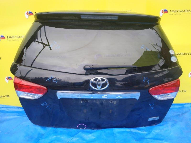 Дверь задняя Toyota Wish ZGE20 камера (б/у)