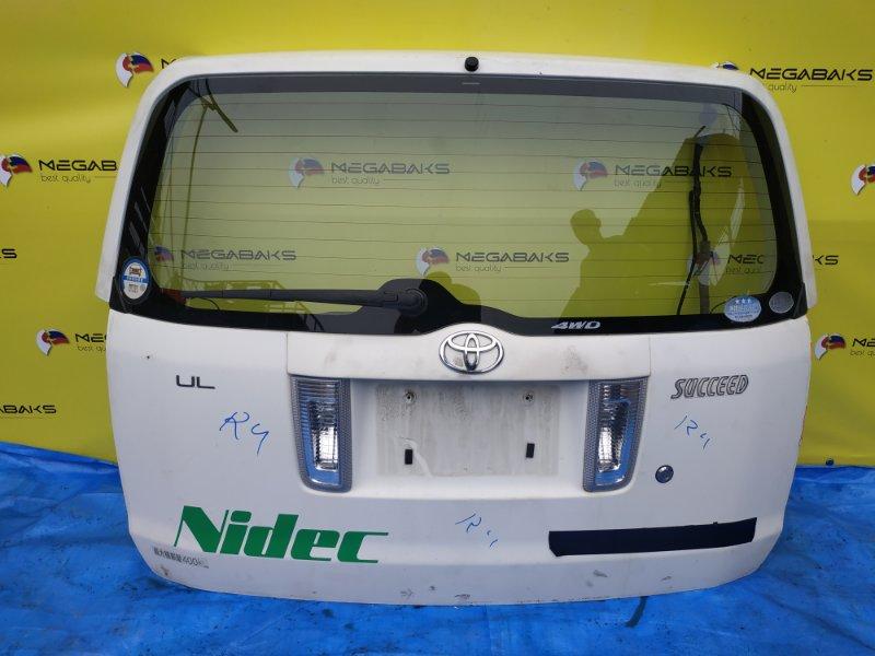 Дверь задняя Toyota Succeed NCP51 (б/у)