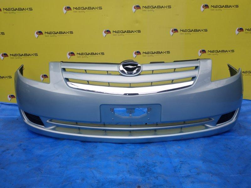 Бампер Toyota Spacio NZE121N передний II MODEL (б/у)