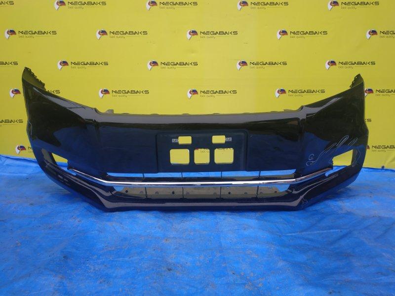 Бампер Honda Step Wagon RK1 передний II MODEL (б/у)