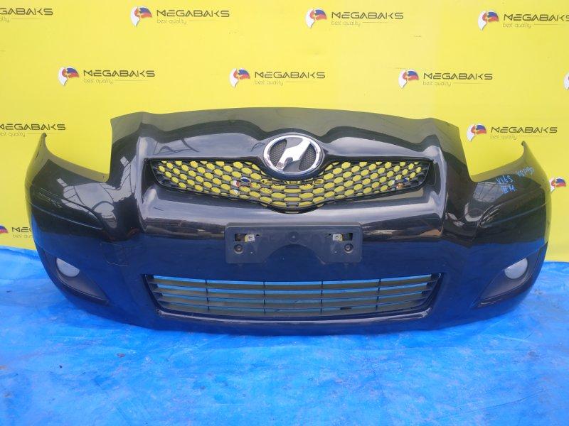 Бампер Toyota Vitz NCP95 передний II MODEL (б/у)