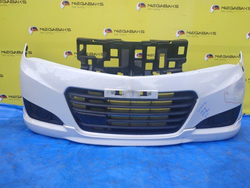 Бампер Suzuki Solio MA15S передний II MODEL (б/у)