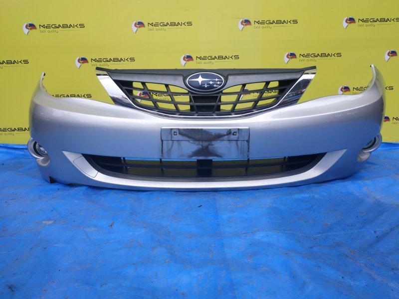 Бампер Subaru Impreza GH8 передний I MODEL (б/у)