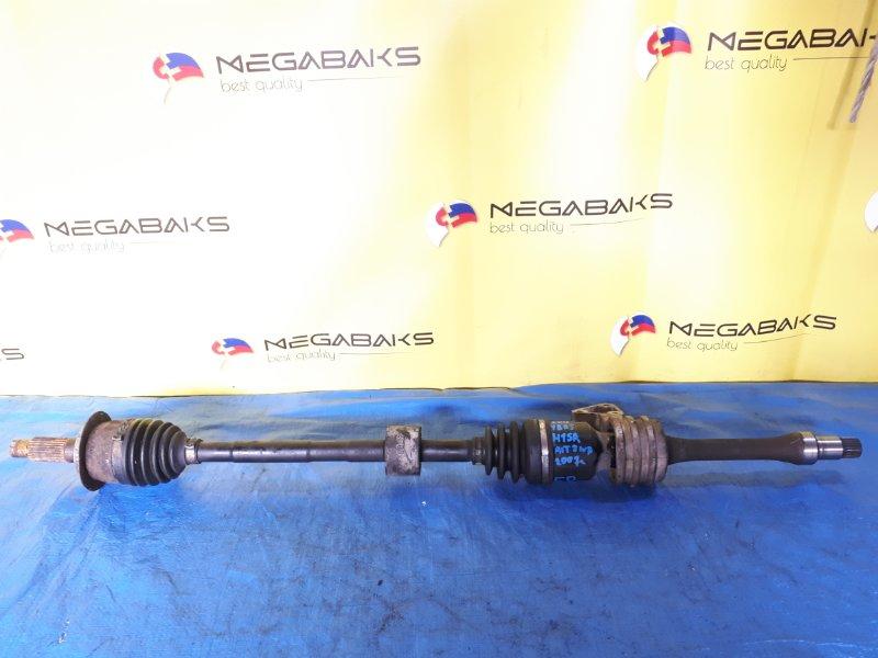 Привод Suzuki Sx4 YB11S M15A передний правый (б/у)