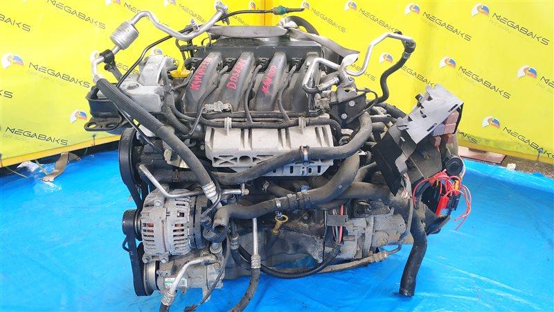 Двигатель Renault Kangoo KC K4M752 2007 038386 (б/у)