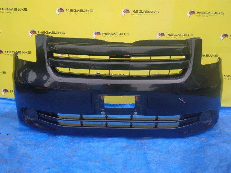 Бампер Toyota Noah ZRR75 передний + решетка (б/у)