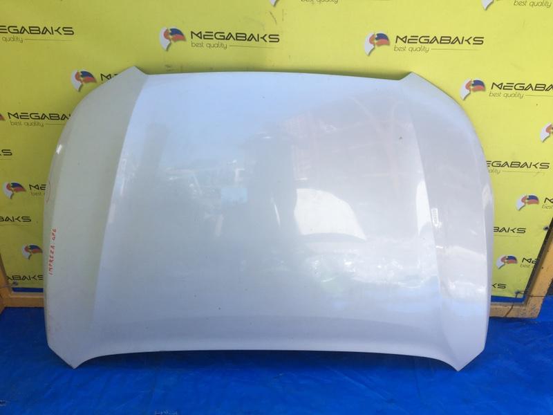 Капот Subaru Impreza GP2 передний (б/у)
