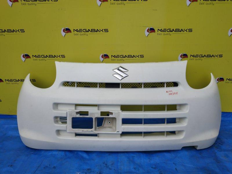 Бампер Suzuki Alto HA25 передний (б/у)