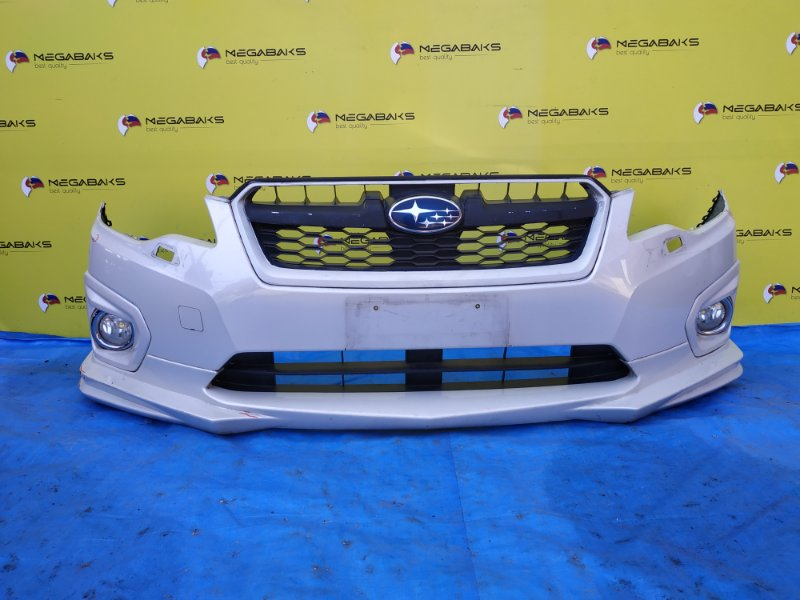 Бампер Subaru Impreza GP2 передний (б/у)
