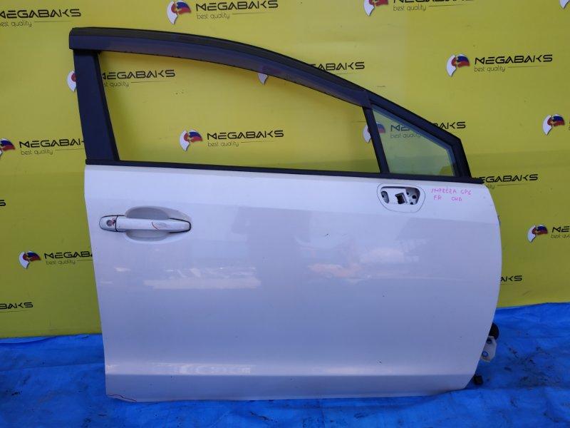 Дверь Subaru Impreza GP2 передняя правая (б/у)