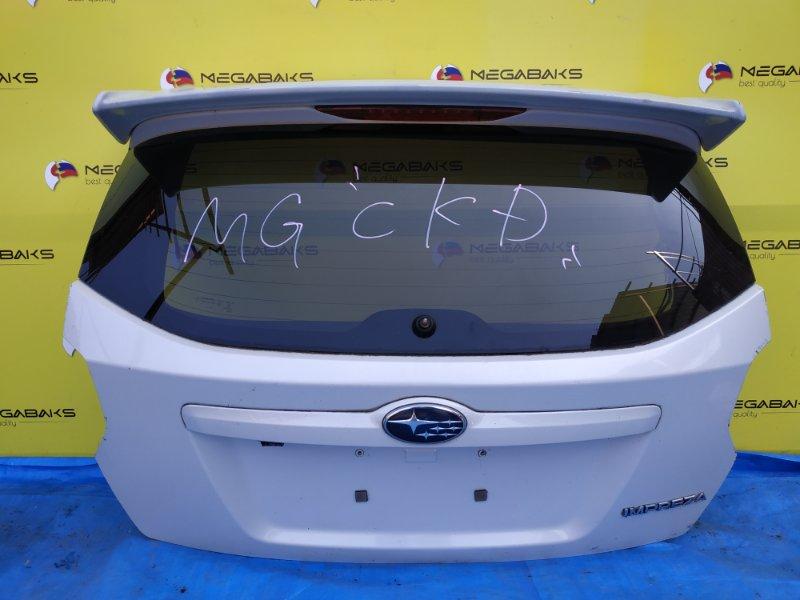 Дверь задняя Subaru Impreza GP2 (б/у)