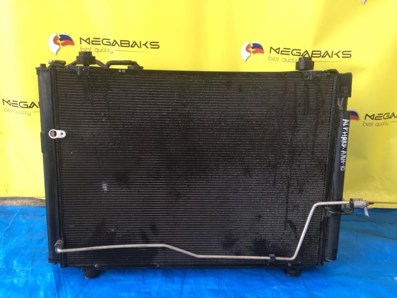 Радиатор основной Toyota Alphard ANH10 2AZ (б/у)