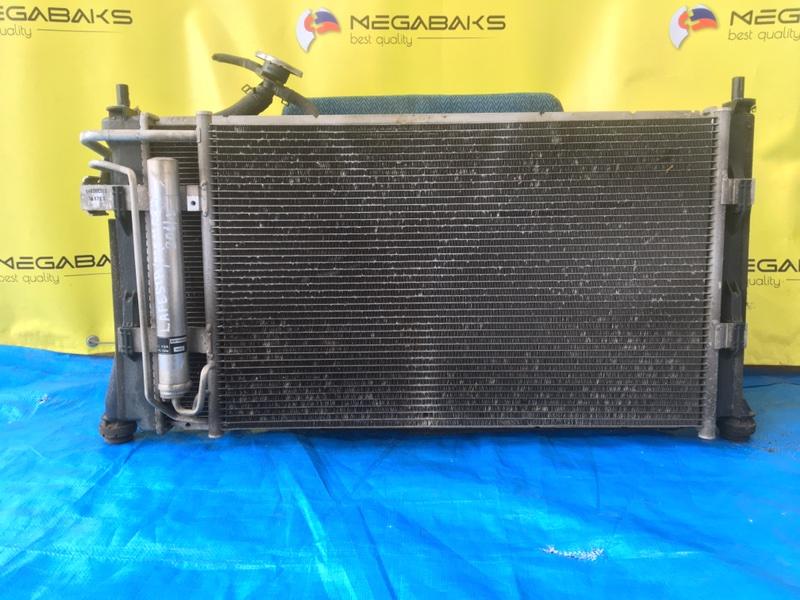 Радиатор кондиционера Mazda Premacy CWEFW LF (б/у)