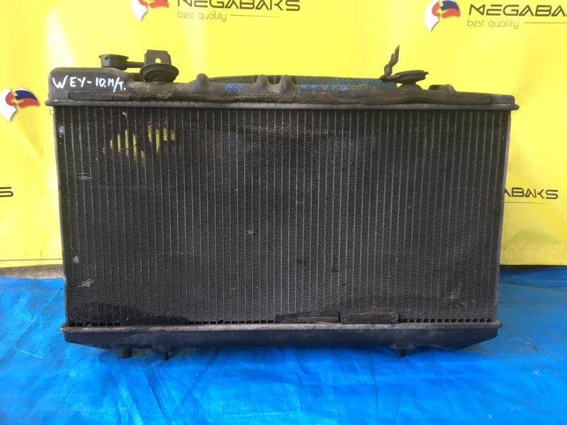 Радиатор основной Nissan Ad WEY10 CD20 (б/у)