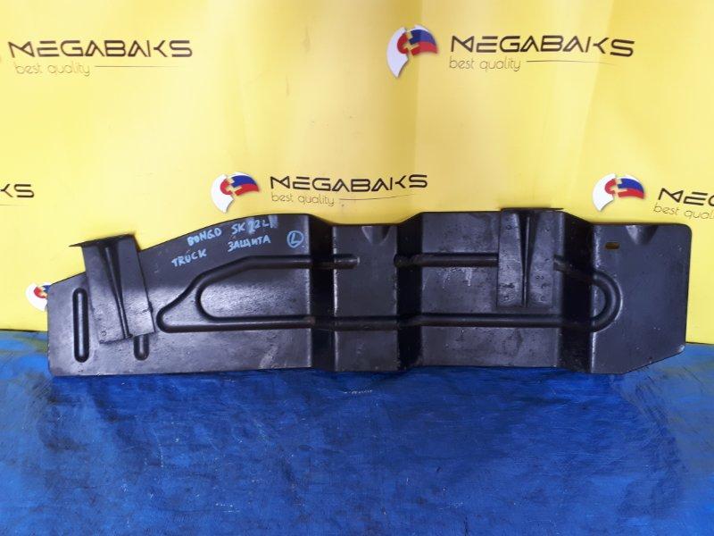Защита Nissan Vanette SK22LN задняя (б/у)