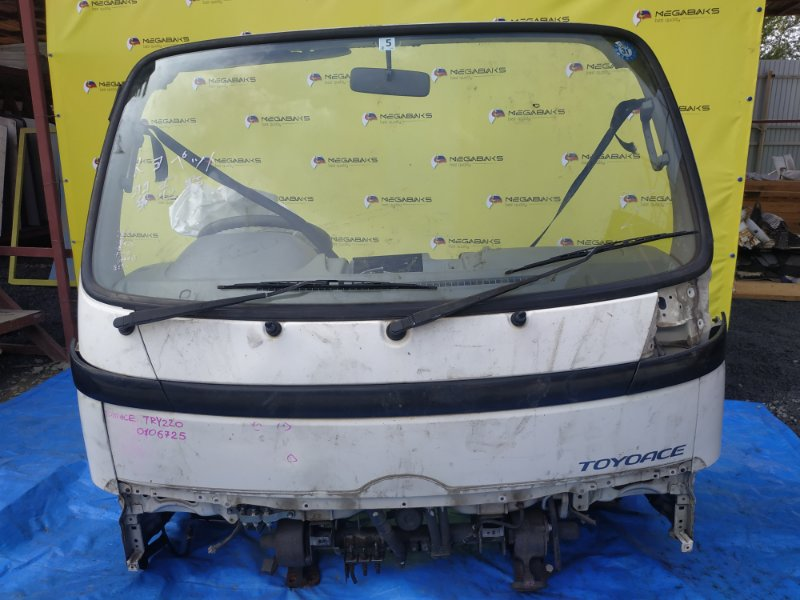 Nose cut Toyota Toyoace TRY220 (б/у)