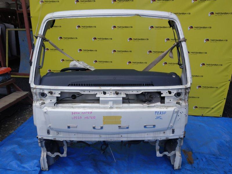 Nose cut Mitsubishi Fuso FEA50 4P10 (б/у)