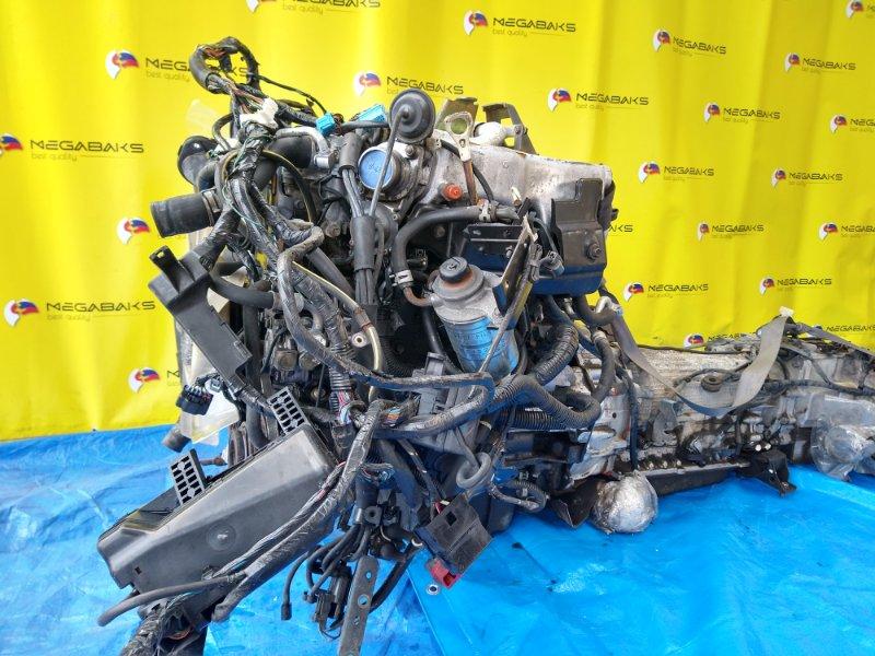 Двигатель Mitsubishi Pajero V78W 4M41 1999 COMMON RAIL (б/у)