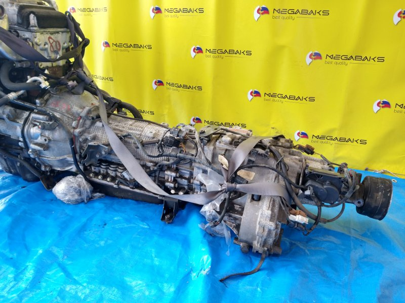 Акпп Mitsubishi Pajero V78W 4M41 V5A51-7-SA (б/у)