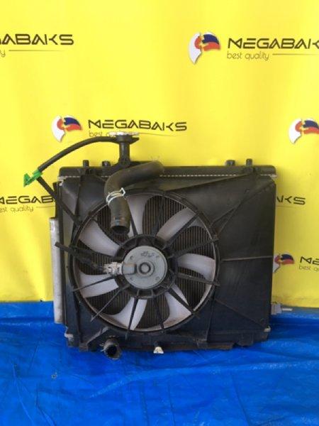 Радиатор основной Suzuki Solio MA15S K12B (б/у)