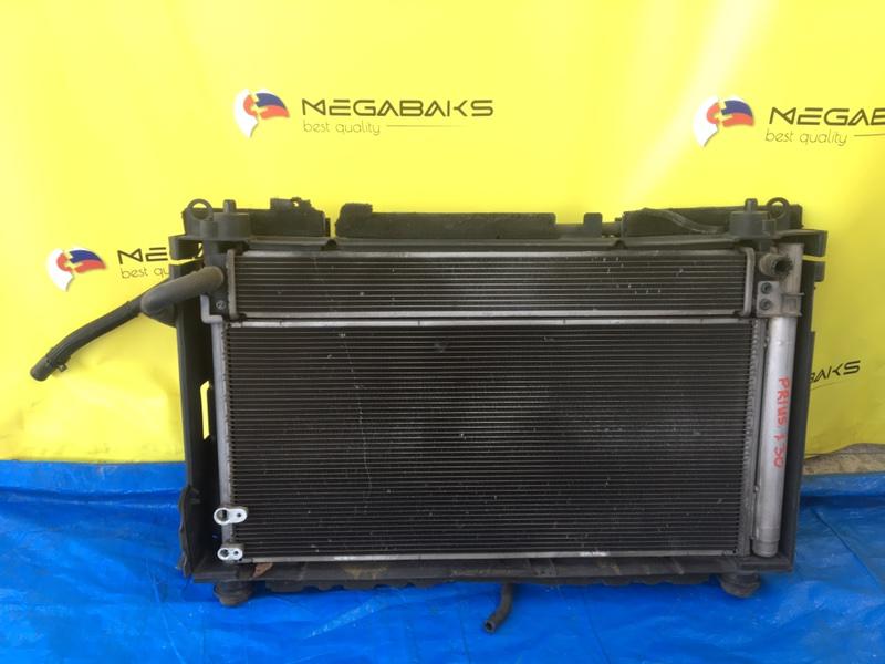 Радиатор инвертора Toyota Prius ZVW30 2ZR-FXE (б/у)