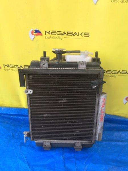 Радиатор кондиционера Daihatsu Mira E:s LA300S KF-VE (б/у)